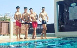Xã hội - Bí quyết sau thân hình vạm vỡ của các cầu thủ U23 Việt Nam