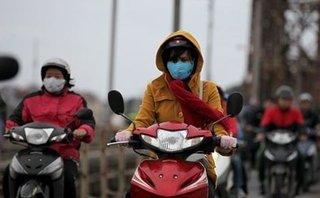 Tin nhanh - Dự báo thời tiết ngày 25/2: Hà Nội trời rét, Nam Bộ nắng nóng trên 35 độ