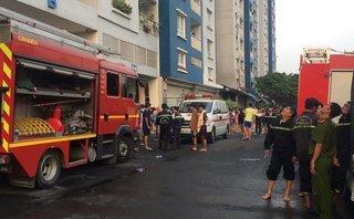 Chính trị - Thủ tướng chỉ đạo khắc phục hậu quả vụ cháy chung cư Carina TP.HCM