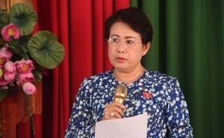 Chính trị - Cho thôi nhiệm vụ ĐBQH với bà Phan Thị Mỹ Thanh là đúng luật
