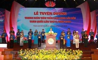 Chính trị - Tuyên dương thanh niên tiên tiến làm theo lời Bác toàn quốc