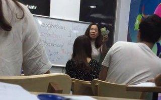 """Chính trị - Cử tri phản ánh tới Quốc hội vụ cô giáo không giảng bài, chửi học viên là """"lợn"""""""