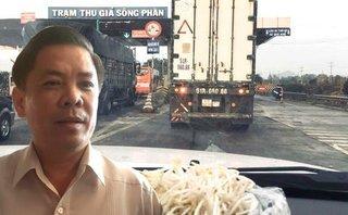 Xi nhan Trái Phải - 'Thu giá' BOT là gì, thưa Bộ trưởng Nguyễn Văn Thể?