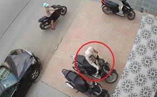 Video - Clip: Những màn bẻ khóa trộm xe SH nhanh đến khó tin