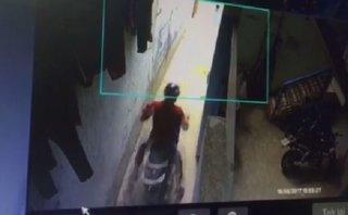 Video - Clip: Thanh niên lẻn vào khu trọ bẻ khóa trộm Exciter