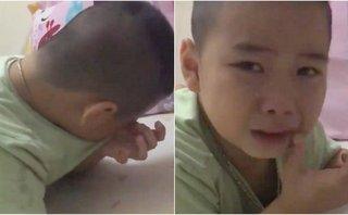 Video - Clip: Fan nhí khóc nức nở vì Phan Quân bị bắt trong phim Người phán xử