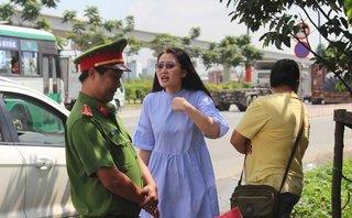 Video - Clip: Sao Việt và những lần cự cãi, to tiếng với CSGT
