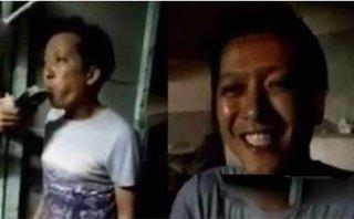 Video - Clip: Trường Giang vẫn tươi cười khi bị CSGT kiểm tra nồng độ cồn