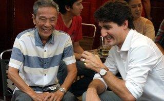 Mới- nóng - Clip: Thủ tướng Canada Justin Trudeau khen 'cà phê Sài Gòn ngon số 1'