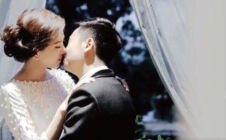 Giải trí - Kỷ niệm 1 năm ngày cưới, MC Mai Ngọc tung clip đẹp tựa ngôn tình