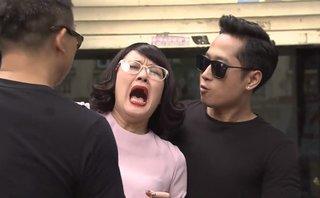 Giải trí - 'Ghét thì yêu thôi' tập cuối: Bà Diễm bất ngờ bị bắt cóc
