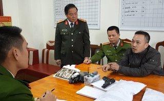 Hình sự - [ĐỘC QUYỀN] Clip: Lời khai của đối tượng dùng súng cướp ngân hàng ở Bắc Giang