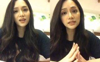 Giải trí - Hương Giang tiết lộ chỉ uống nước để giữ dáng tại Hoa hậu chuyển giới Quốc tế