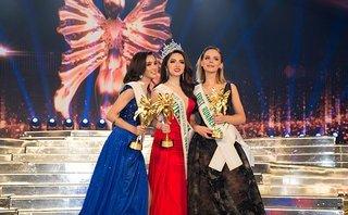 Giải trí - Clip: Giây phút đăng quang của Hương Giang tại HH Chuyển giới Quốc tế 2018
