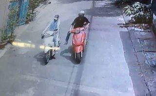 Mới- nóng - Clip: Trộm phá khóa, đột nhập vào nhà dân 'cuỗm' đi 3 xe máy