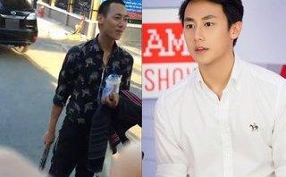 Giải trí - Clip: Rocker Nguyễn khiến fan sốc nặng khi xuất hiện 'tàn tạ' trên phố