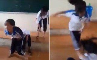 Chính trị - Xã hội - Nữ học sinh lớp 7 bị bạn thân đánh do liên quan tới Facebook