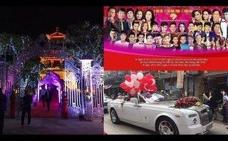 Xã hội - Gia thế khủng của cặp đôi có đám cưới 10 tỷ đồng trong 15 ngày ở Bắc Ninh
