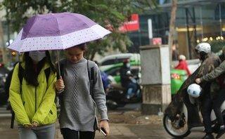 Xã hội - Chùm ảnh Hà Nội thành Sapa trong ngày mù mưa
