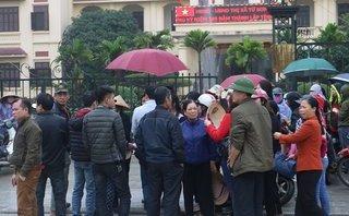 Xã hội - Bắc Ninh: Tiểu thương chợ Giầu bỏ bán hàng, tố ban Quản lý sách nhiễu