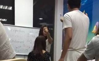 Giáo dục - Vụ cô giáo chửi học viên là 'con lợn': Trung tâm không có giấy phép hoạt động