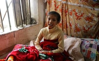 Xã hội - Phận đời éo le của cô gái nặng 29kg với hơn 10 năm đeo 'án tử'
