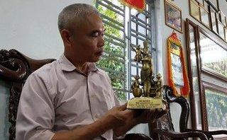 Xã hội - Thanh Hóa: Gặp người đúc 1.000 tượng mẹ Âu Cơ làm quà tặng APEC