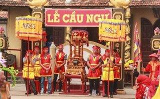 Văn hoá - Quảng Bình: Độc đáo Lễ hội Cầu ngư ở làng biển Cảnh Dương