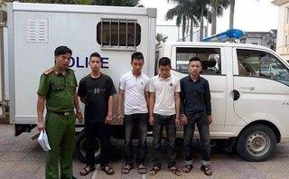 An ninh - Hình sự - Bắt giữ nhóm thanh niên tổ chức đánh người vì 'bảo vệ gái làng'