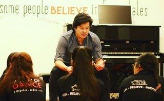 Ngôi sao - Thanh Bùi xử lý câu hỏi: Học bao lâu thì con tôi thành Beethoven?