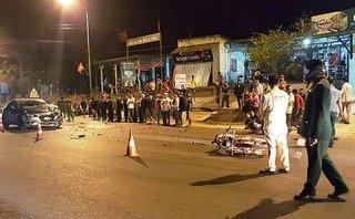 Quảng Trị: Va chạm với xe ô tô, một người đàn ông tử vong