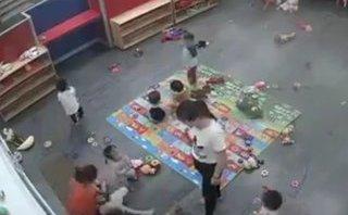 Vụ giáo viên bạo hành trẻ ở Nghệ An: Đình chỉ cơ sở mầm non  1
