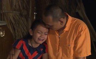 Giải trí - Tập 4 'Bố ơi! Mình đi đâu thế?': Bố con Bào Ngư khóc vì nhớ nhà
