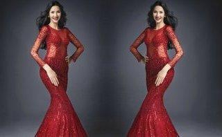 Giải trí - Hoàng Thùy khẳng định sức nóng tại 'Hoa hậu Hoàn vũ Việt Nam'