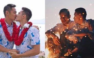 Giải trí - Trước Hồ Vĩnh Khoa, có đám cưới đồng giới nào của sao Việt?