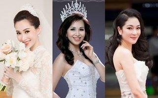 Giải trí - Tình duyên của Hoa hậu Việt Nam: Người viên mãn, kẻ lận đận