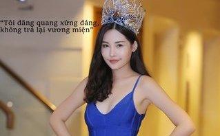 Ngôi sao - Loạt phát ngôn gây 'bão' của Hoa hậu Đại dương Lê Âu Ngân Anh