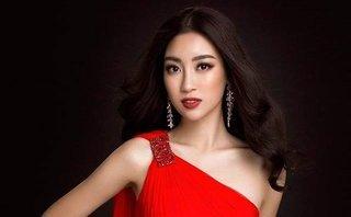 """Ngôi sao - Mỹ Linh bứt phá """"ngoạn mục"""", vươn lên Top 1 bình chọn Miss World"""