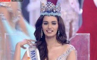 Ngôi sao - Hoa hậu Thế giới 2017: Ấn Độ đăng quang, Mỹ Linh trượt Top 15