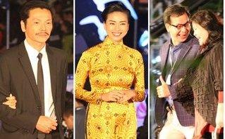 Sự kiện - Những khoảnh khắc đẹp trên thảm đỏ Liên hoan phim Việt Nam lần thứ 20