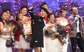 Ngôi sao - Ngọc Ánh - trò cưng của Vũ Cát Tường đăng quang Giọng hát Việt nhí 2017