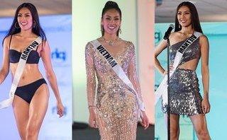 Ngôi sao - Những khoảnh khắc ấn tượng của Nguyễn Thị Loan tại Hoa hậu Hoàn vũ