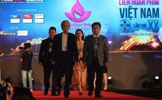 Sự kiện - Thảm đỏ Bế mạc Liên hoan phim Việt Nam lần thứ 20