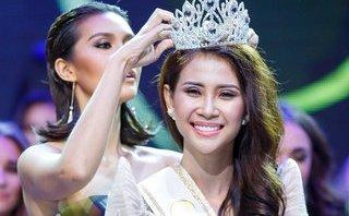 Ngôi sao - Người đẹp Liên Phương đăng quang Á hậu 1 Hoa hậu Đại sứ du lịch thế giới 2017