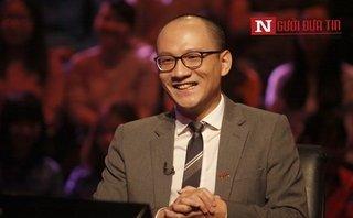 Ngôi sao - Nhà báo Phan Đăng, luồng gió mới trên ghế nóng Ai là triệu phú