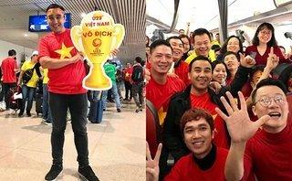 Ngôi sao - MC Quyền Linh, Bình Minh rủ nhau sang Trung Quốc cổ vũ U23 Việt Nam