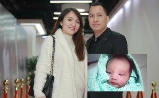 Ngôi sao - Ca sĩ Nhật Thủy sinh quý tử đầu lòng sau 5 tháng kết hôn