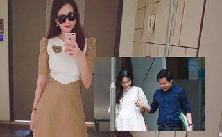 Ngôi sao - Ngỡ ngàng với vóc dáng của Hoa hậu Thu Thảo sau 1 tháng sinh con