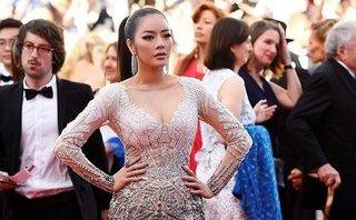 Ngôi sao - Hé lộ những bất ngờ về trang phục của Lý Nhã Kỳ tại LHP Cannes 2018
