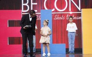 Video - Clip: MC Lại Văn Sâm ngỡ ngàng với cô bé 5 tuổi thạo 8 thứ tiếng
